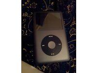 iPod Classic 7th Generation 160gb (Black)