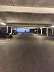 CITY CENTRE allocated and secure car parking space to rent.