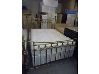 BRASS BED FRAME FOR SALE