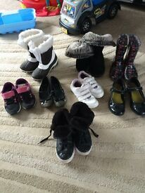 Children's footwear bundle