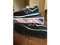 New Balance trainers, size 12.5 (brand new in box)