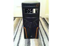 Brand new Aerocool pc case