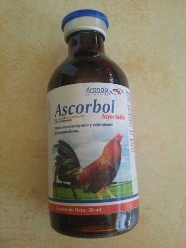 Gallos Ascorbol 50ml injectable
