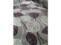 Curtain or upholstery fabric