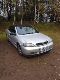 Breaking only astra convertible