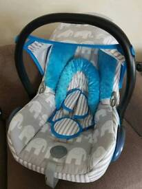 Quinny Buzz 3 maxi cosi travel system car seat pram buggy