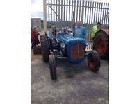 Fordson dexta tractor for sale