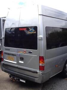 2006 Ford transit  high roof long wheelbase solar power Clifton Springs Outer Geelong Preview
