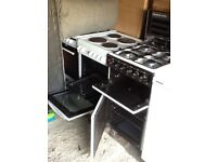 Gas or electric cookers