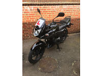Honda CBF 125cc 2013 - Used for comuting and short trips.