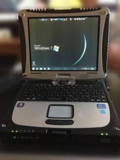 laptop Samsung Toughbook CF19 Military spec