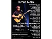 James Kirby Live @ EBB and Flow, Southampton