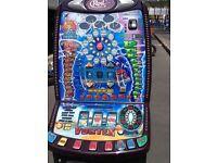 Arcade machine Money box Mancave