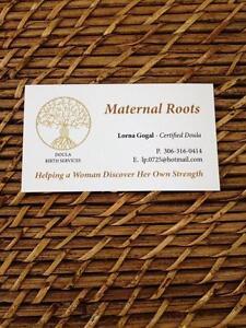 Maternal Roots - Doula Birth Services Regina Regina Area image 1