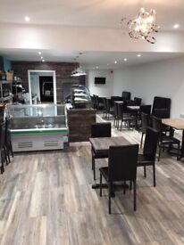 FOR LEASE - Coffee Shop/Retail Unit in Cove, Aberdeen