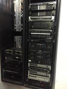 USED Mixers / Emplificateur USAGES -LAB GRUPPEN -DBX -BEHRINGER -REALISTIC -YAMAHA -COLISEUM -QSC -PIONEER-CRON-AMCRON