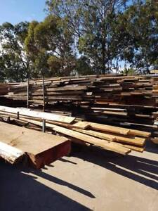 Recycled Hardwood & Softwood Timbers
