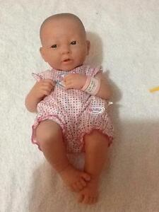 BABY BORN BABY DOLL WITH CLOTHES South Guildford Swan Area Preview