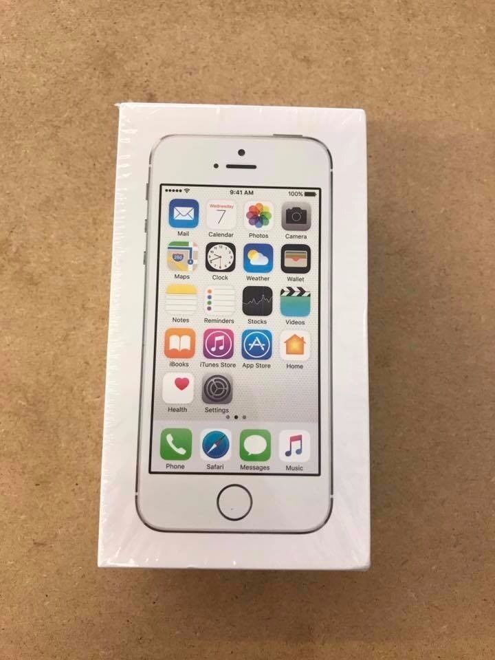 APPLE IPHONE 5S 16GB UNLOCKED BRAND NEW SEALED WITH WARRANTY AND RECEIPTin Coventry, West MidlandsGumtree - APPLE IPHONE 5S 16GB UNLOCKED TO ALL NETWORKS BRAND NEW SEALED SILVER IN COLOUR APPLE WARRANTY COLLECTION FROM STONEY STANTON ROAD , CV1 4FP RECEIPT WILL BE PROVIDED TEL 0247 6231562 MANY THANKS