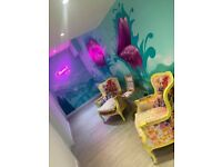Beauty room, clinic room for rent shawlands
