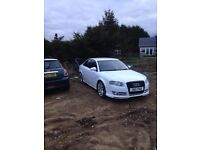 2007 Audi A4 parts breaking
