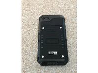 Heavy duty waterproof iPhone 7 case brand new unused