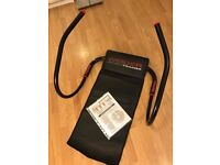 Weider Abs crunch trainer with exercise CDs
