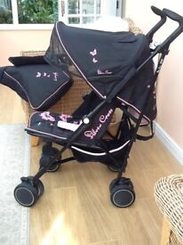 Silver Cross Pushchair in very good condition Only used by Grandparents £50