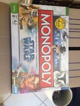 Star Wars the clone wars Monopoly Gilmore Tuggeranong Preview