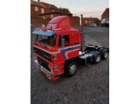 Scale Model trucks build for you