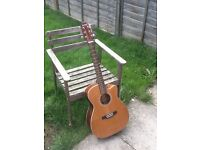 Ashland by crafter electro acoustic guitar