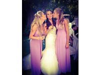 Madeline Gardner New York Wedding Dress Size 6/8