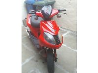 Longjia 125cc 4 STROKE Moped , read