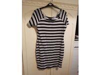 Size 18 stripy dress, brand new with tags £5