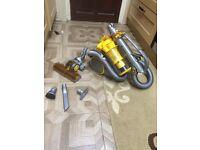 Dyson DC11 All Floors vacuum- Refurbished