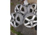 """Suzuki Alloy Wheels 16"""" x 4"""