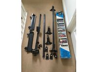 Mk2 golf and jetta Thule 305 Roof rack and accessories