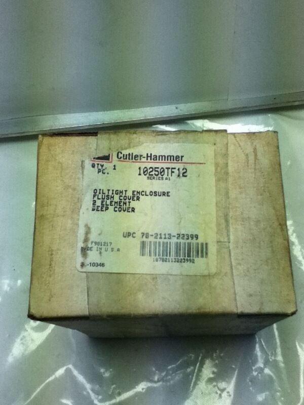 Cutler Hammer 10250tf12 Enclosure