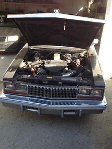 79' Seville elegante w 96' Impala SS LT1
