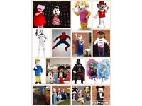 PARTY COSTUME HIRE BEST PRICE IN TOWN!!! For Children's Party's, Christenings and Weddings