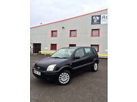 £30 A YEAR TAX! Like Fiesta 2004 Ford Fusion 2 1.4 TDCi DIESEL Only 110K Miles Excellent Condition