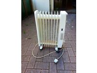 Large Oil Filled Electric Heaters