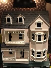 The Exmouth Dollhouse-good condition- used