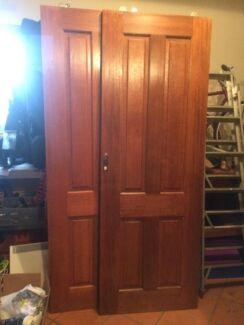 3 x internal wooden doors Lenah Valley Hobart City Preview