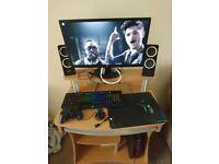 Full PC DESKTOP BUILD