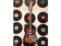 20th Anniversary Fender Squire Electric Guitar £80