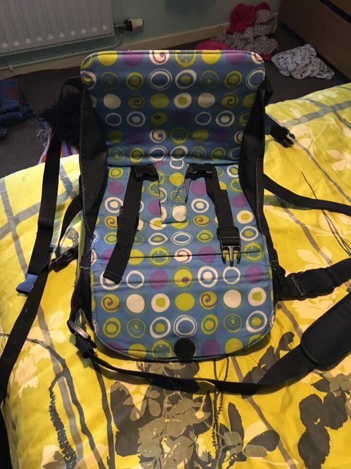 Munchkin travel high chair