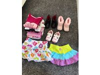 baby girls clothes 3-6-9 months