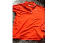 Under armour jogger top brand new