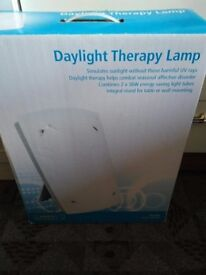 Daylight Therapy Lamp